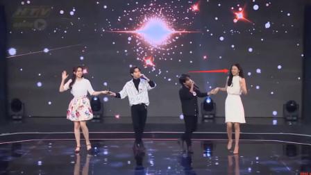 越南奇葩综艺视频第58集,帅哥你哪里来的自信?