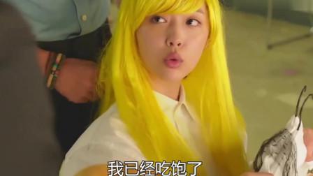 致美丽的你:虽然是女生但还是要扮女装!假发都很适合雪莉呢