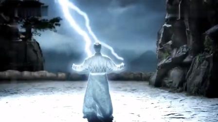 三生三世:司音飞升渡劫,墨渊为了救她,竟亲自替她挡天劫!