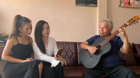 你能听得出来这是哪首歌吗 越南语翻唱 吉他演奏