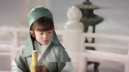 三生三世十里桃花:成玉想要摸白浅,不料阿离:只有我父君可以摸