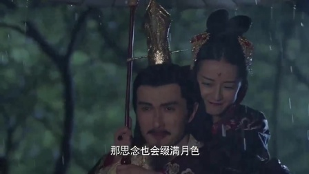 三生三世:帝君在雨中漫步背着凤九,没想到帝君也是撩妹高手!