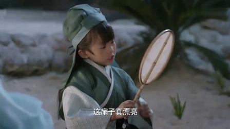 三生三世:想知道狐狸跟龙的儿子什么样?看看阿离的模样就知道!