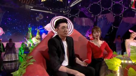 双11:张嘉倪,求婚现场曝光,好甜