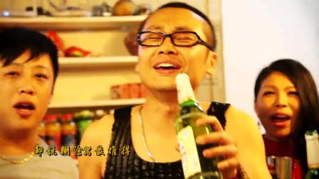 大庆小芳《喝着啤酒唱情歌》唱到心里去了