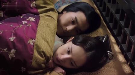 三生三世:夜华真是撩妹高手,聊的白浅吓得抱被子缩在床脚,太甜