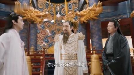 三生三世:折颜替白浅退婚,没想狐帝反应贼可爱,天帝都无奈了!