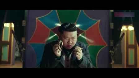 鼠胆英雄:岳云鹏最新爆笑喜剧,和大鹏这段戏,台词句句是经典
