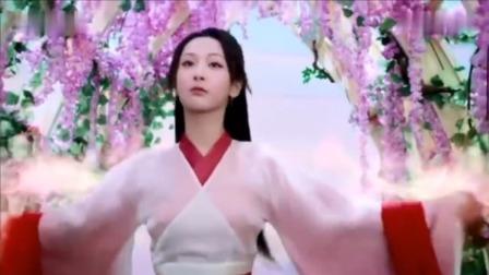 香蜜:锦觅上天后第一次女装,旭凤眼都看直了,瞬间忘了身旁穗禾
