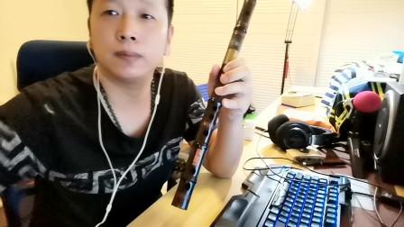 竹笛常用指法:筒音作1
