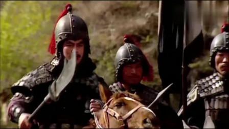 三国演义:姜维马上对战诸葛绪,久战不得结果,姜维心急意外坠马
