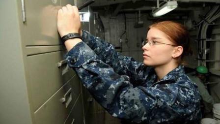 美航母出海前,为何一定要带500名女兵?专家的答案让人脸红