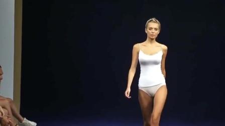 白俄罗斯内衣秀:大胆的内衣设计,穿出设计师想要的感觉!