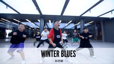SINOSTAGE舞邦 孙艺萌 编舞课堂视频 Winter blues