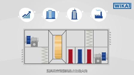 威卡中国:空气处理机组(中文中字)