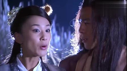 马公子拦住夏青青的去路,结果被杀,下一秒袁承志生气了