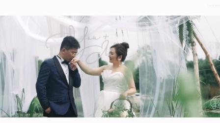 刘翔麟·唐甜 恋曲80婚礼