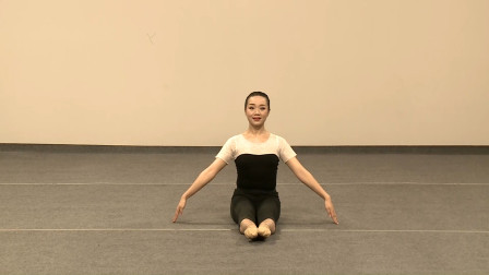 中国舞蹈家协会中国舞考级教材第四版第1级第4节《爷爷亲奶奶亲》