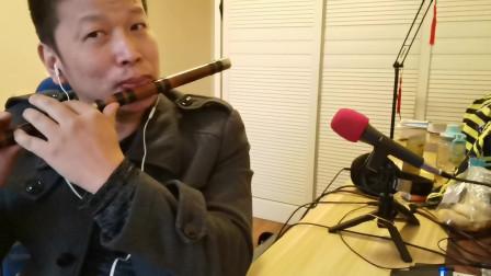 竹笛笛子吹奏技巧之:花舌