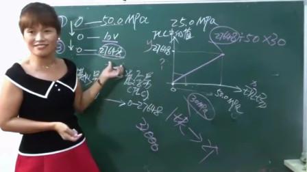 PLC模拟量和数字量的转换:50MPa对应27648,1MPa对应多少?