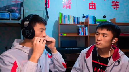 口琴基础课(六)送别  口琴老师和课代表一起教你学口琴
