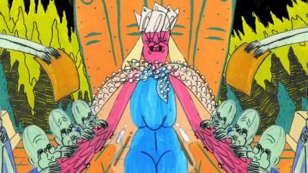 女孩的手臂上长满手指,生活不能自理,却成了地下世界的女王