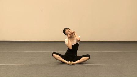 中国舞蹈家协会中国舞考级教材第四版第1级第5节《小猫咪》