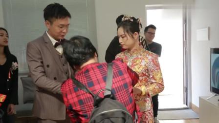 云南一18岁姑娘,因长得太漂亮,被广东一富二代娶走,婚礼好隆重