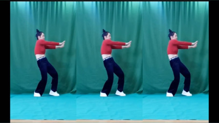 快来做《摇来摇去健身操》,每天练习3遍,还原最美的自己