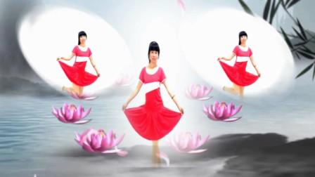 《亲爱的你在想我吗》满满的温馨幸福 简单好看的舞蹈大家都喜欢