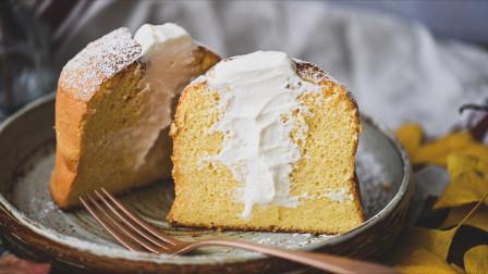 超详细步骤教你制作冬季里的温暖点心-鲜奶油夹心蛋糕