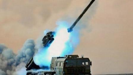 中国陆军最土豪的武器  射程220公里 一发炮弹就160万!
