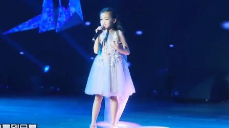 小女孩干的漂亮!刘德华最感动人心的一首歌,被她唱的淋漓尽致!