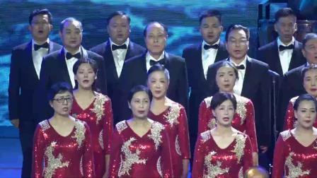 礼赞新中国 第七届上海合唱节展演《序幕》