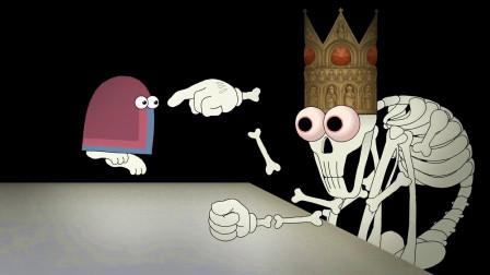 国王有皇冠收集癖,为了获得皇冠,连死神的也不肯放过,真是作死