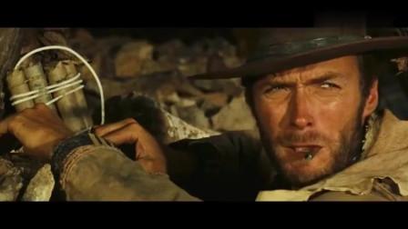 66年战争片:赏金猎人为寻宝藏,被迫卷进两军交战,场面太惨烈了!