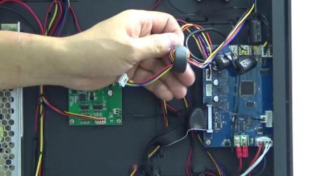 WEEDO F152S 3D打印机  更换X线束