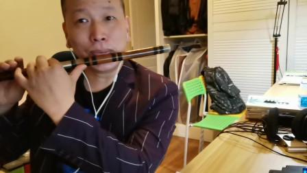 竹笛笛子吹奏技巧之:常见问题解答,高低音如何变换,气息不足,吐音不干脆。