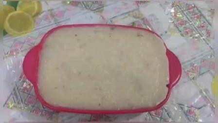 叫你做营养美味的红豆年糕甜甜糯糯的
