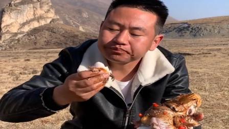 农村人吃鱼太奢侈了,一次性煮了几十条大鱼,看着都流口水了!
