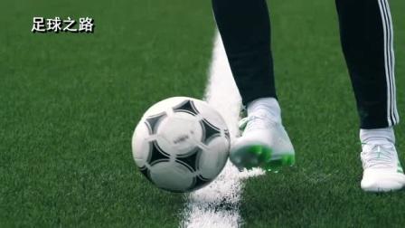 足球教学丨如何提高第一脚触球能力:几种接球技巧教学