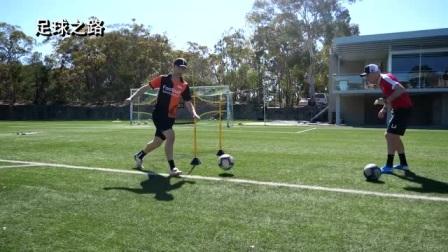 足球训练丨八个可以长期练习的专业训练方法