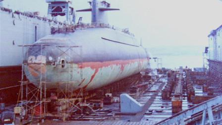 129人葬身海底,4千吨核潜艇变成碎片,美国付出惨痛代价
