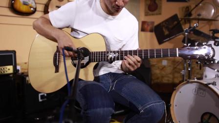magic吉他麦杰克 茉莉M2评测试听 蔡宁 靠谱吉他乐器出品