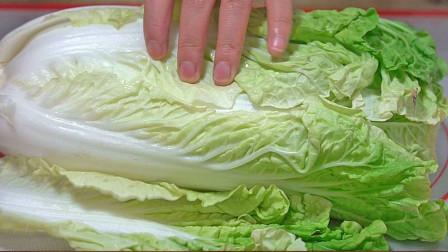 这才是白菜最好吃的做法,秋天我家一周做5次,比大鱼大肉都过瘾