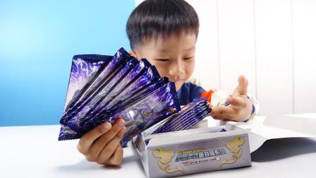 雷杰多包装的满星卡在下面,是真的吗?