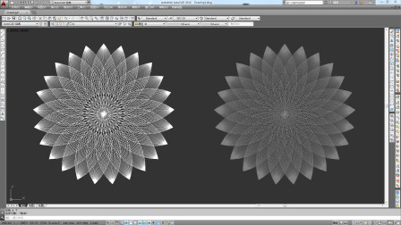 玩转CAD的高级技法,再难的CAD图形,也能很轻松的画出来!