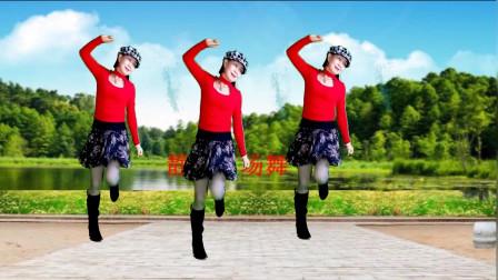欢快活泼广场舞32步《热辣辣》让这个冬天不最寒冷,赶快跳起来吧