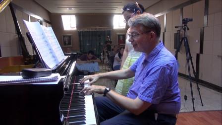 钢琴大师课(教学)(系列钢琴课1)