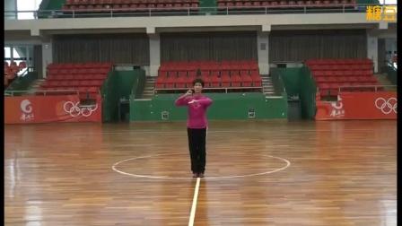第十二套健身球操第11节